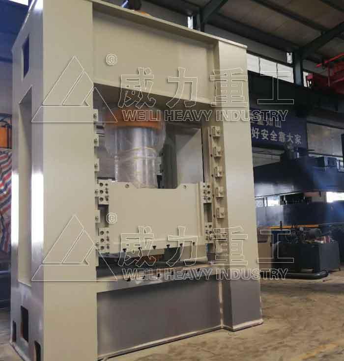 315吨框架式液压机_单动薄板冲压机