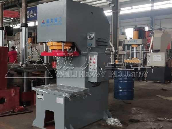 200吨单臂液压机_200T校直机_200吨液压压装