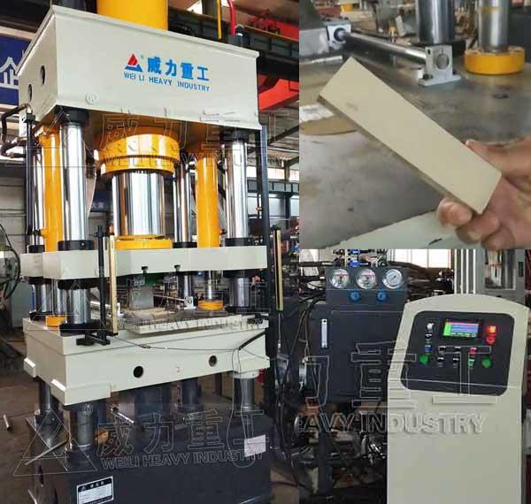 200吨伺服陶瓷粉末压力机_200T粉末成型机